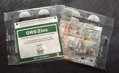 GRZ ORS and Zinc co-pack