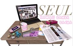 SEUL - Kawaii Gamer Gacha