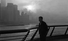 [BW][Film]Foggy morning