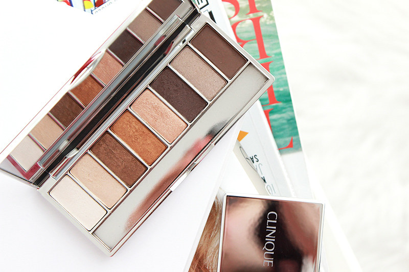 Clinique Wear Everywhere Nudes Palette (new 2015)