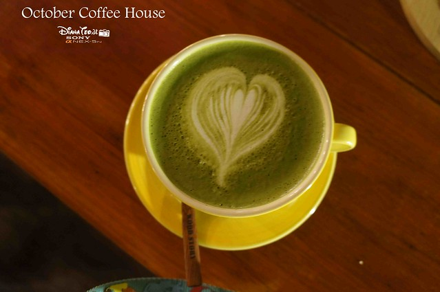 KK October Coffee House 10 - Jalan Gaya