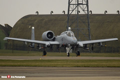 78-0651 DM - A10-0271 - USAF - Fairchild A-10C Thunderbolt II - Lakenheath, Suffolk - 150319 - Steven Gray - IMG_5515