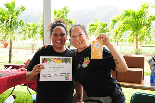 Maui Food Technology Center recipe contest