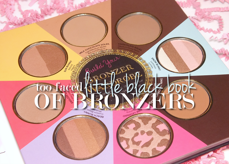 too faced little black book of bronzers (4) copy