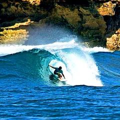 Pantai Watu Karung, #Pacitan, Jawa Timur.