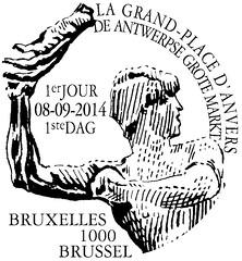 16 Grote Markt Antwerpen zBXL F