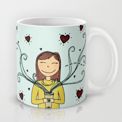 tea-girl-mug