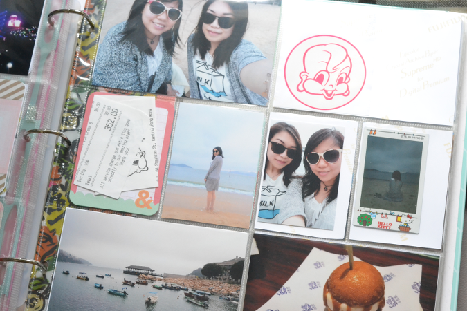Daisybutter - Hong Kong Lifestyle and Fashion Blog: Project Life scrapbook tour