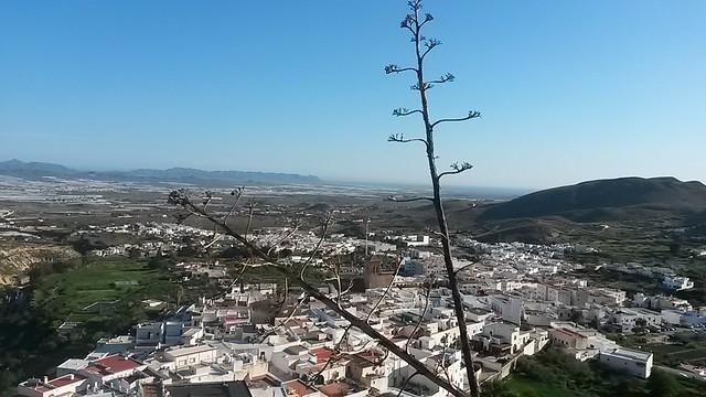 Níjar desde la atalaya #MediTB15