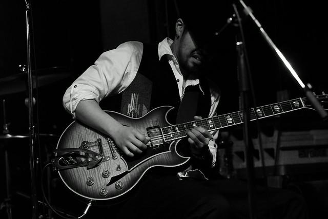 Los Blues Perfunos live at Powers 2, Kawasaki, 04 Apr 2015. 114