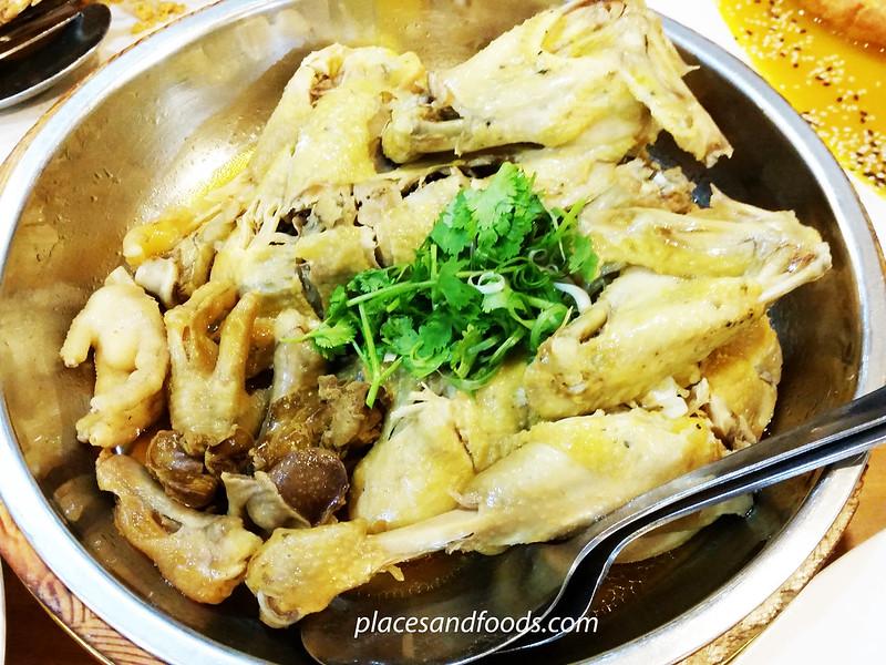 kam kitchen signature chicken