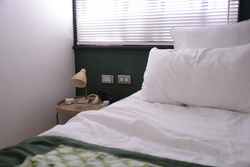有方公寓部屋