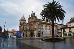 Igreja da Nossa Senhora do Carmo das Carmelitas. Porto. Portugal
