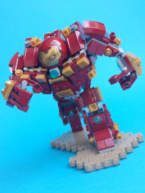 LEGO Avengers Age Of Ultron - Hulkbuster