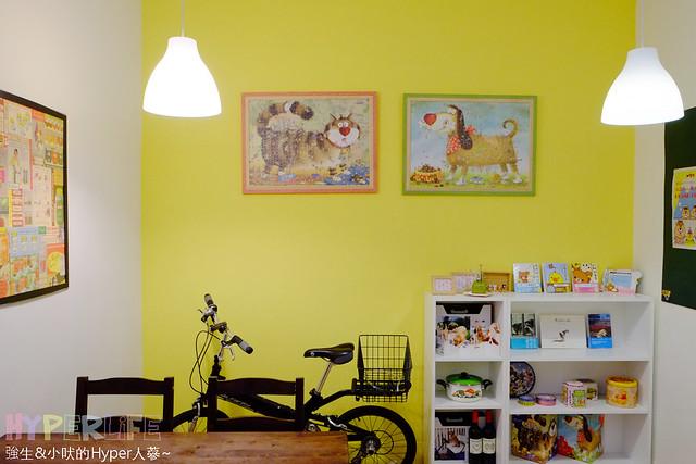 17318537415 cfea21433c z - 好逗Food.Cafe.Good Dog,小清新少女風咖啡店~帕尼尼不錯吃喔!