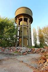 Greaves Hall Water Tower