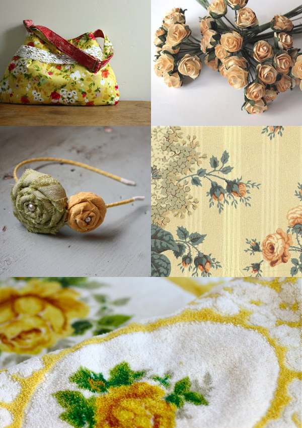 Rosy yellow finds I'm loving right now | Emma Lamb