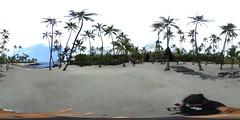 Pu'uhonua 'o Honaunau City of Refuge - a 360 degree Equirectangular VR
