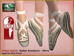 Bliensen - Urban Ballet - Olive