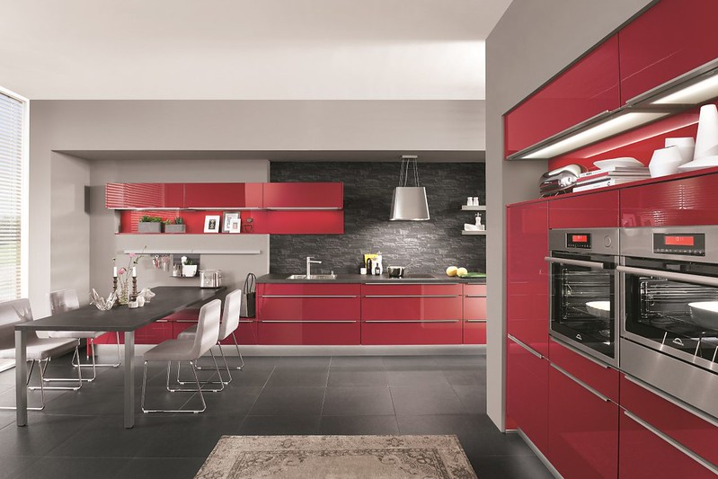 coleccin de cocinas rojas en valencia
