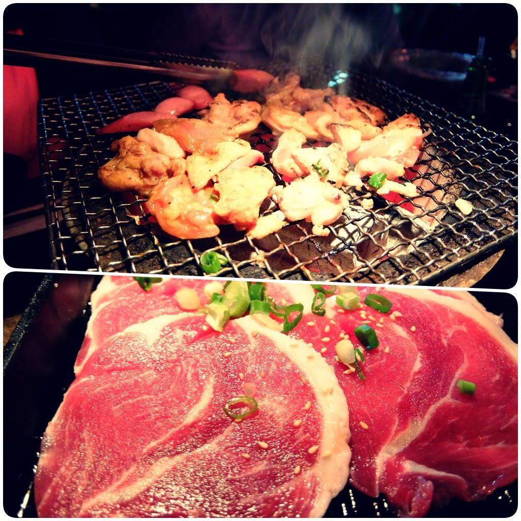 高雄-新興區-野饌日式燒肉 吃到飽