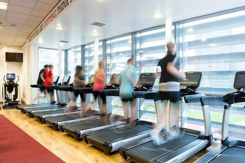 Fitness suite at the Centre for Sport
