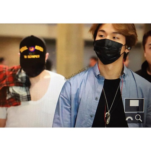 Big Bang - Incheon Airport - 02aug2015 - yusoya1127 - 01
