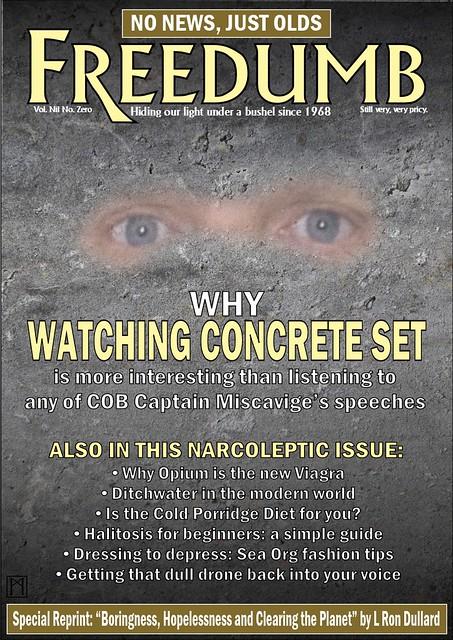 Freedumb Magazine 2015
