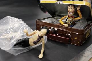 【玩具人野比(aka Nobita)投稿】野比君及胡迪、江頭的日常生活