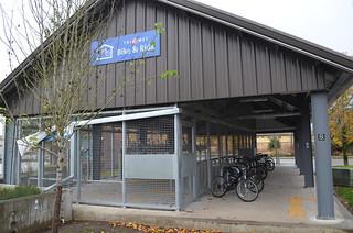 TriMet Bicycle Parkade