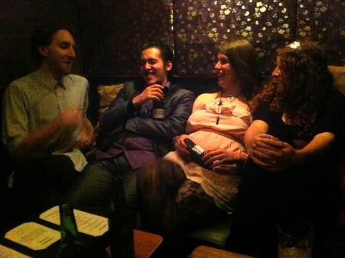 MCN (Redux): Ben, Kenji, Amy, Sara