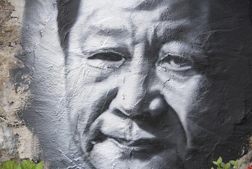 Xi Jinping, painted portrait _DDC2231