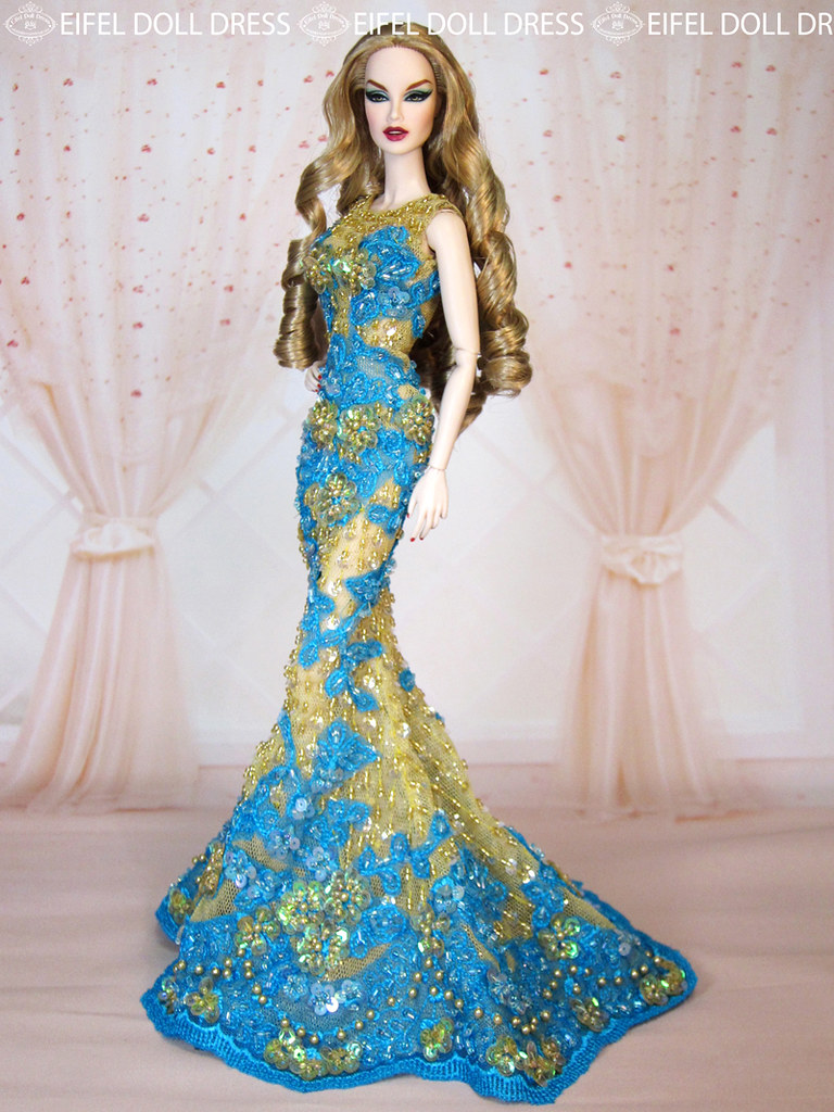 Barbie Gown Fashions