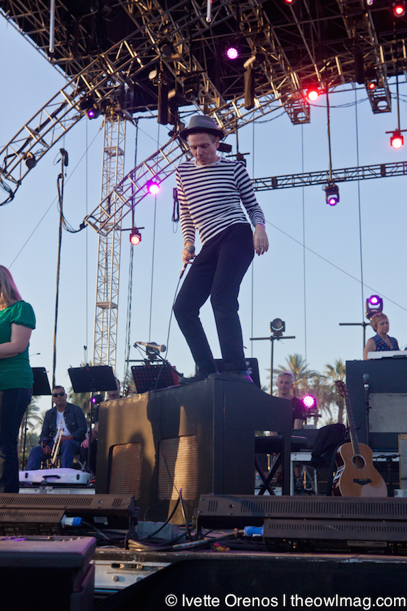 Belle & Sebastian @ Coachella 2015 Weekend 2 - Saturday