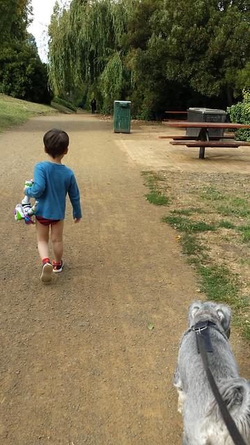 10 of 12: A little walk