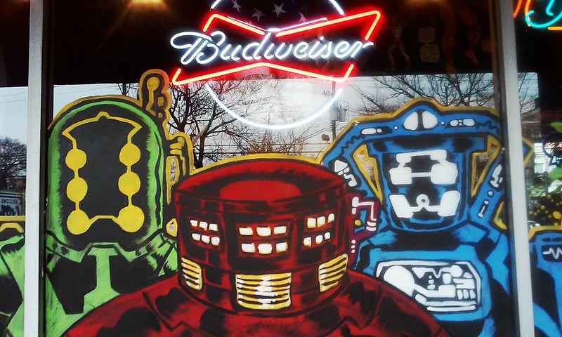 Jack Kirby's Celestials are here... and they want a cold one!