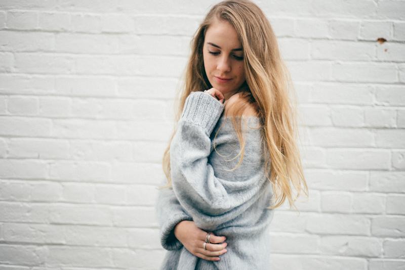 Weekday Jumper, ASOS Ridley Jeans | Stolen Inspiration | Fashion Blog | Kendra Alexandra
