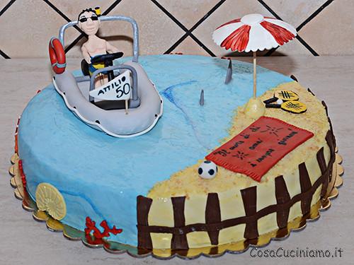 Torte - 64 - Torta Mare