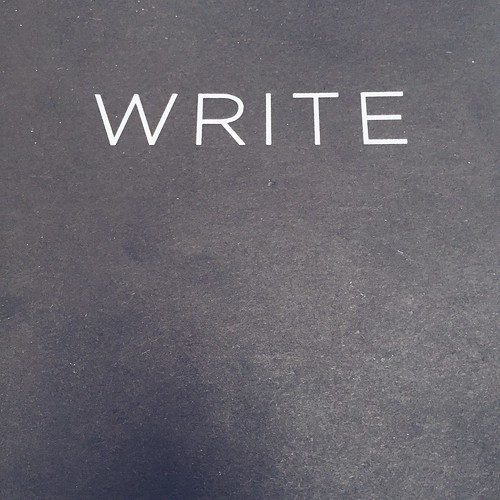 Just Write A Little