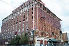 Hotel Chisca Renovation