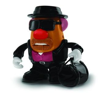Mr. Potato Head × PPW【薯森堡】絕命毒師 Fries-Enberg