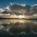 St Malo Sunset by Raphaël Melloul