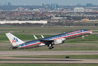 N660AM  Boeing  B757-223  AAL  DFW  20150323