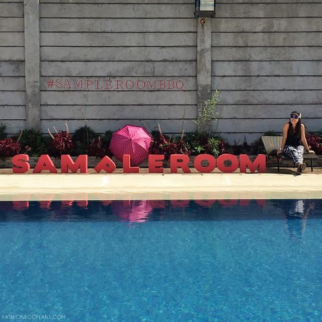#SAMPLEROOMBBQ 1
