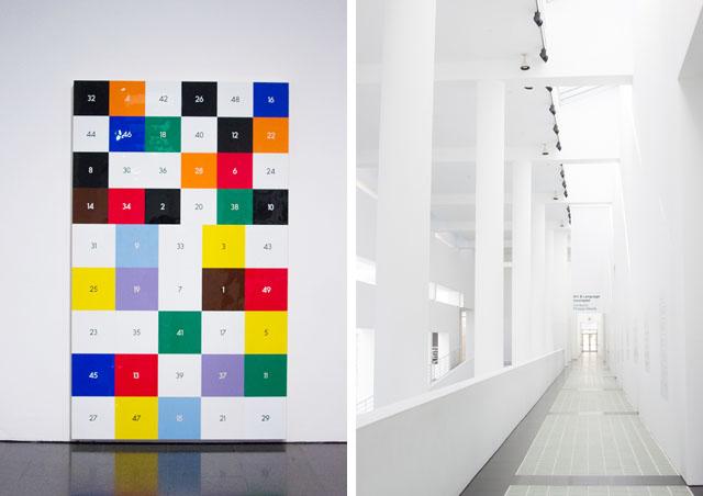 MACBA modern art museum Barcelona