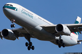 Cathay Pacific Airbus A330-343 cn 1621 F-WWKN // B-LBK