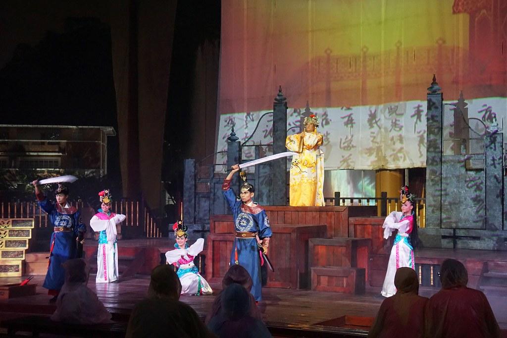 The Melaka Cultural Performance Show @ Melaka Alive, Dataran Pahlawan -004
