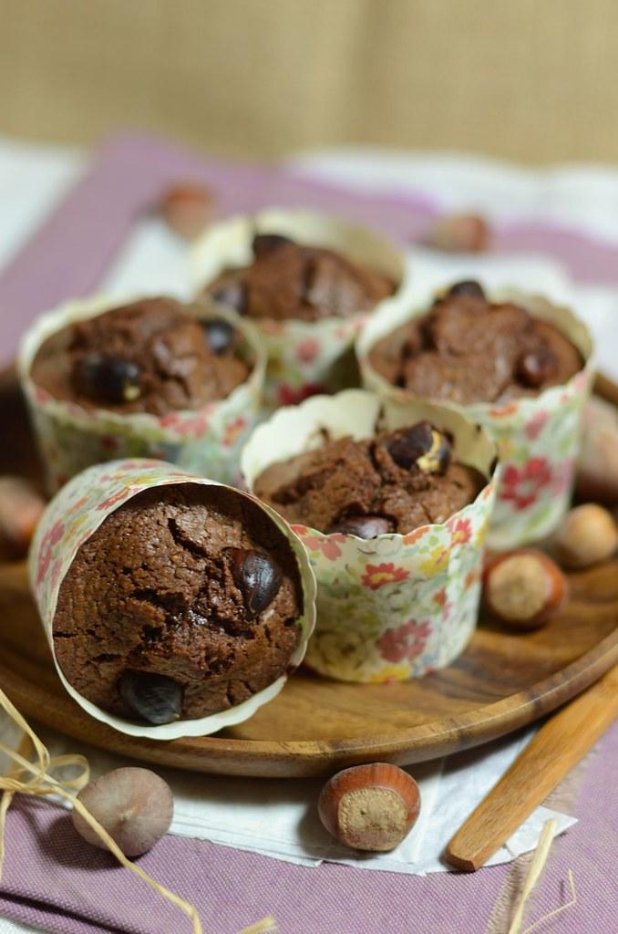 Gâteaux moelleux au Nutella