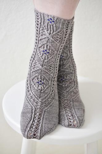 SKA March 2015 Mystery Sock