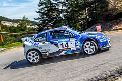 Rallye de Grasse 2015 - F. Casciani - Photo of Séranon